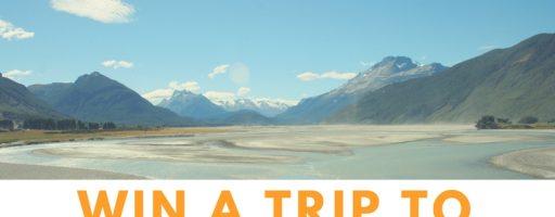 Win een reis naar Nieuw Zealand met Iati