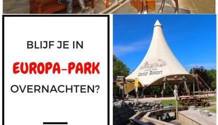 Blijf je in Europa-Park overnachten?
