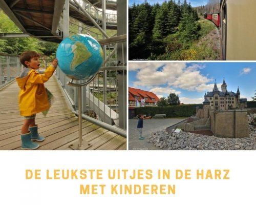 De leukste uitjes in de Harz met kinderen