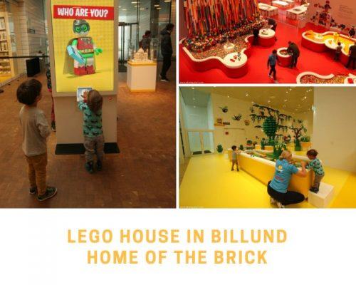 Wat kun je in LEGO House in Billund doen?