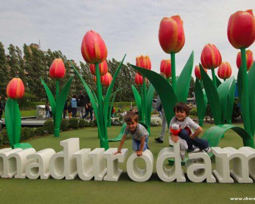Madurodam - het leukste familie-uitje in Zuid Holland