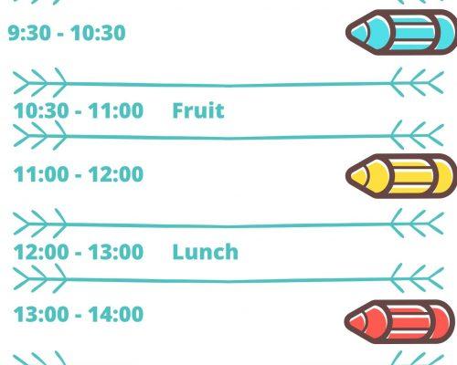 Thuiswerken met kinderen: tips en activiteiten